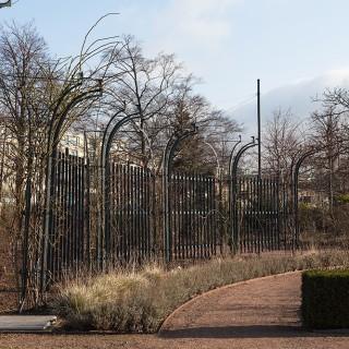 Inspiration - klätterstöd trädgårdsföreningen i Göteborg