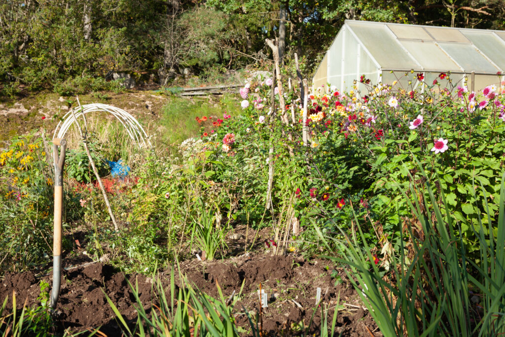 Grönsaksland deluxe - barnkammardelen